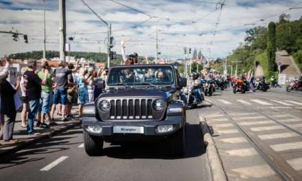 JEEP® BRAND AND HARLEY-DAVIDSON® TOGETHER AT THE 21ST EUROPEAN BIKE WEEK