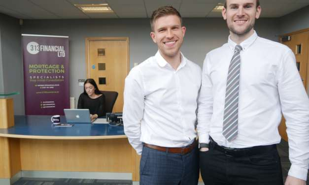 From box room to boom for NE financial advisors