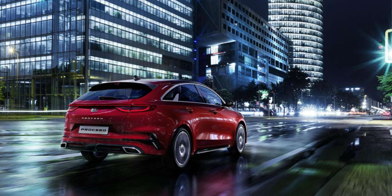 THE ALL-NEW KIA PROCEED – MERGING STUNNING DESIGN WITH THE SPACE AND VERSATILITY OF A TOURER