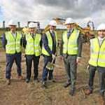 "Minister encourages manufacturers to ""Make it in Middlesbrough"" as work begins on TeesAMP"