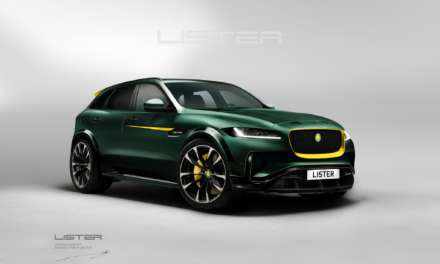 THE LISTER MOTOR COMPANY CONFIRMS THAT IT IS TO BUILD THE LFP – THE WORLD'S FASTEST SUV