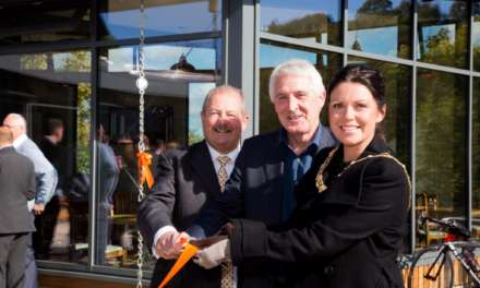 £1.5m Heritage Centre & Café Opens in Land of Oak & Iron