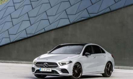 MERCEDES-BENZ A-CLASS SALOON UK PRICING AND SPECIFICATION ANNOUNCED