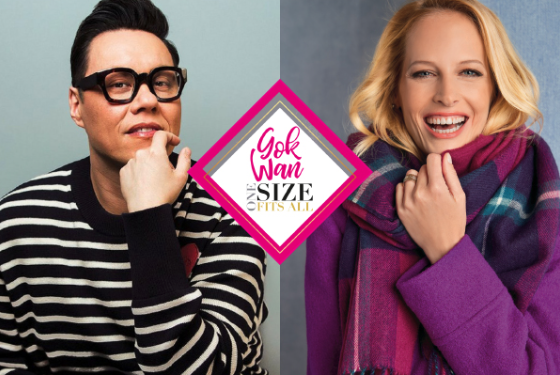 Lily Ella Collection to catwalk with Gok Wan