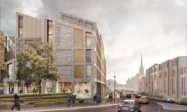 Updated plans to deliver increased mix of living, working and leisure at Milburngate