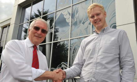 Tees Valley student awarded inaugural scholarship by Materials Processing Institute