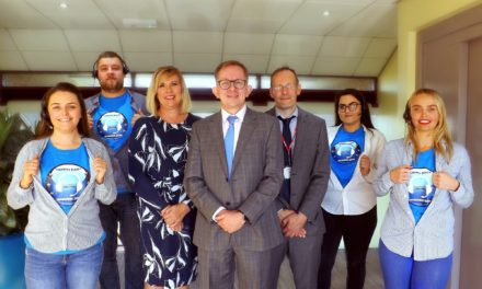 The search is on for the region's contact centre superheroes