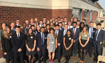 Cushman & Wakefield Welcomes Next Generation of Agents