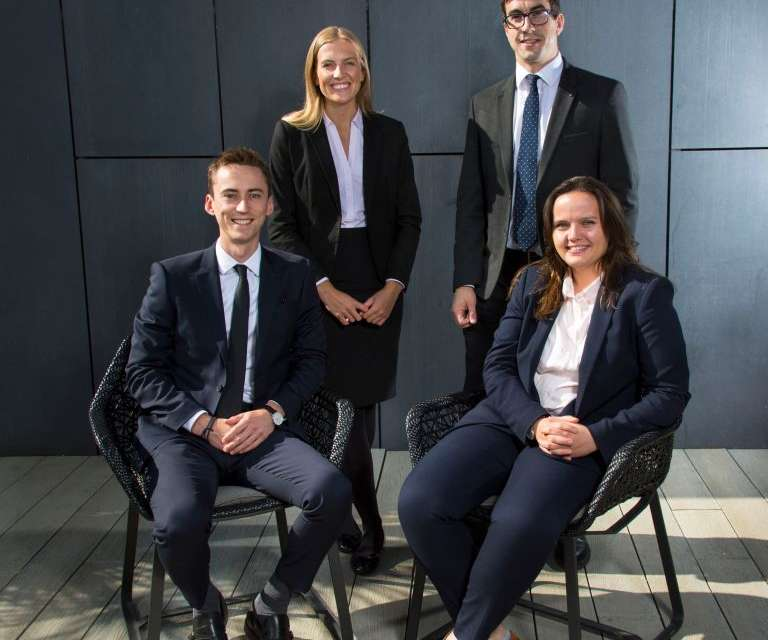 Hay & Kilner Trainees Step Up To Solicitor Roles