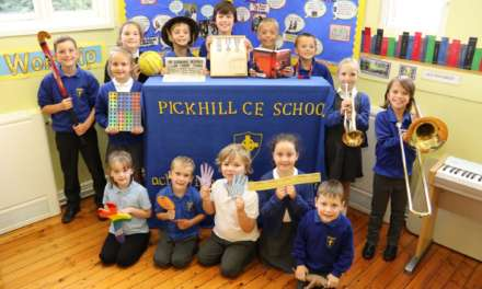 "Primary children do their best ""because they want to be successful"""