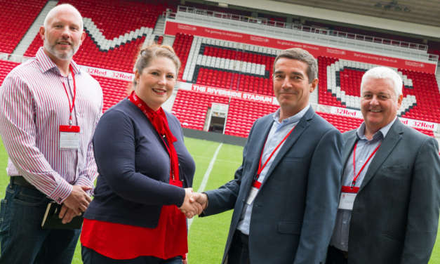 Food service firm signs for MFC Foundation
