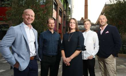 Newcastle architect celebrates anniversary with restructure