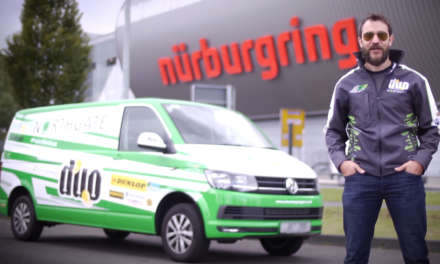 VOLKSWAGEN TRANSPORTER SETS NEW NÜRBURGRING LAP RECORD