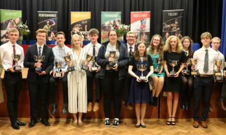 Award-winning students inspired to be the best they can be
