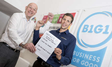 ACCOUNTANCY FIRM TO HELP REGION'S BUSINESSES GET AN EXTRA £1M AND GIVE A MILLION SMILES