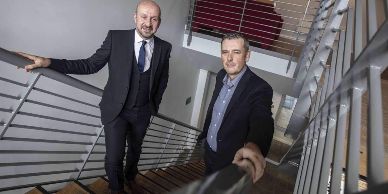 UKSE helps iron and steel man start new business