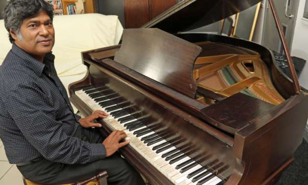 Piano to start new life in India