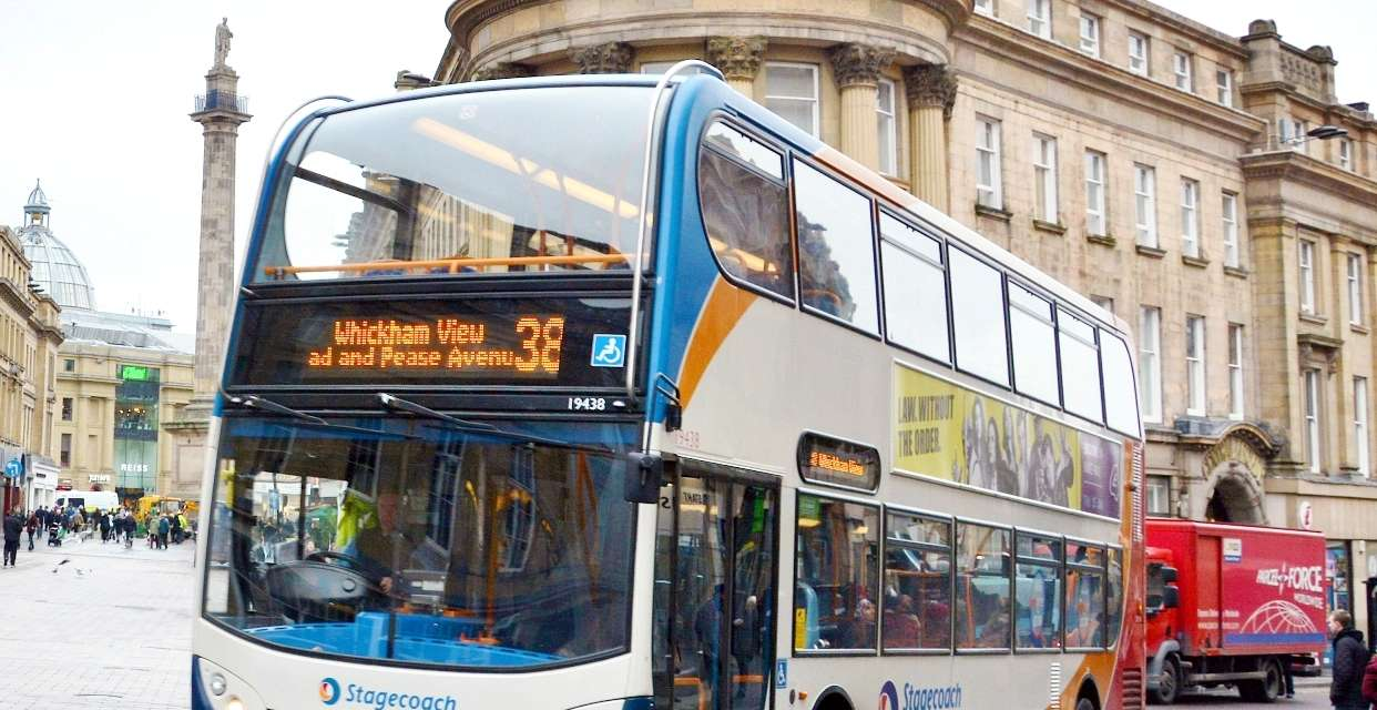 Travel Boost For Under 19s With Discounted Bus Ticket