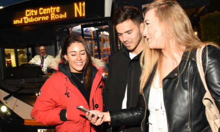 Bus Operator Introduces Night Buses In Newcastle Following Customer Feedback