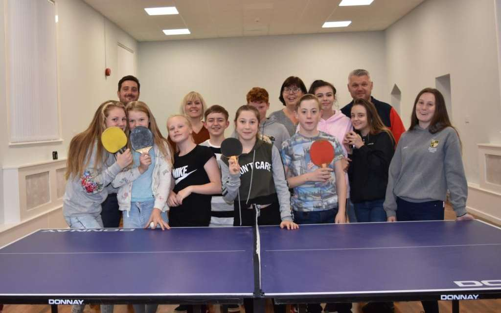 Stillington Youth Club Looking For Even More Members After Successful First Year
