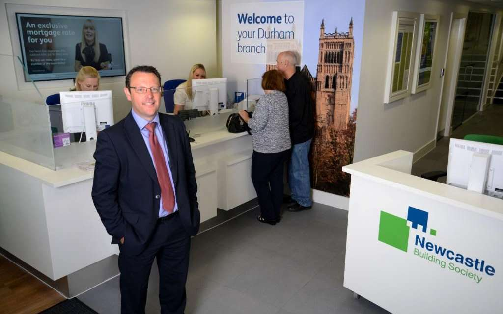 Multi-Million Pound Investment Programme For Newcastle Building Society Branch Network