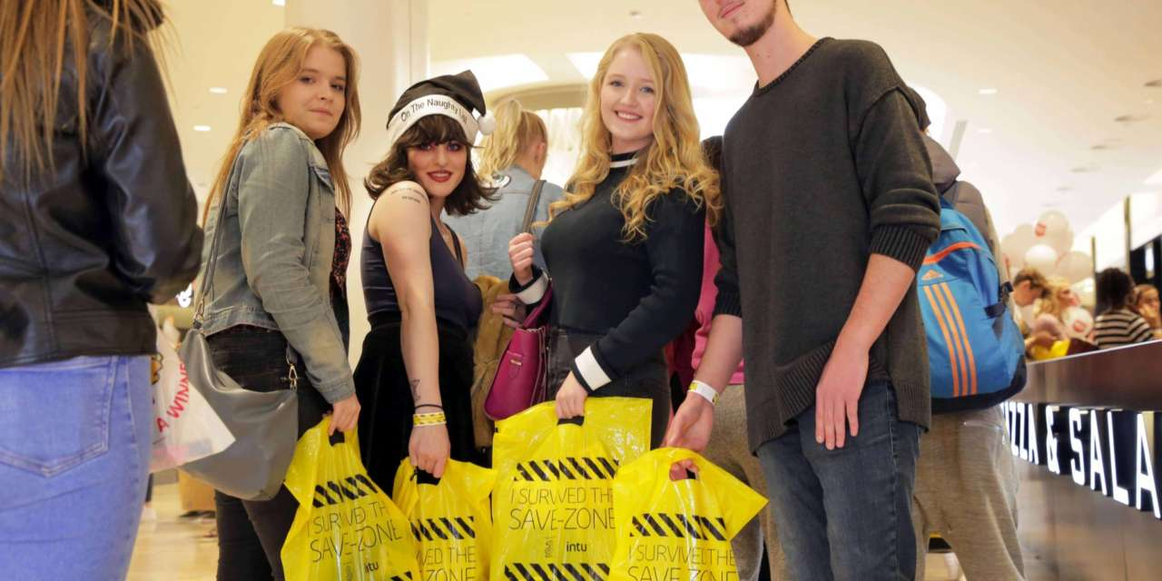 Students invited to intu Metrocentre for exclusive shopping event