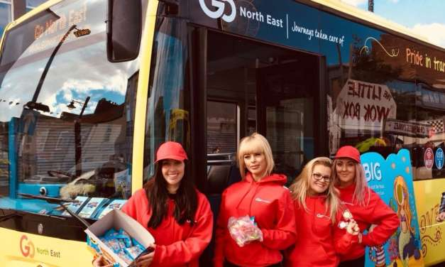 Go North East joins the fun at Sunderland Pride's 'best year yet'