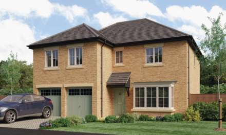 Miller Homes reveals new showhome at the picturesque Paddocks