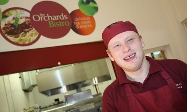 Autism proves no barrier to Thomas's career success in the kitchen