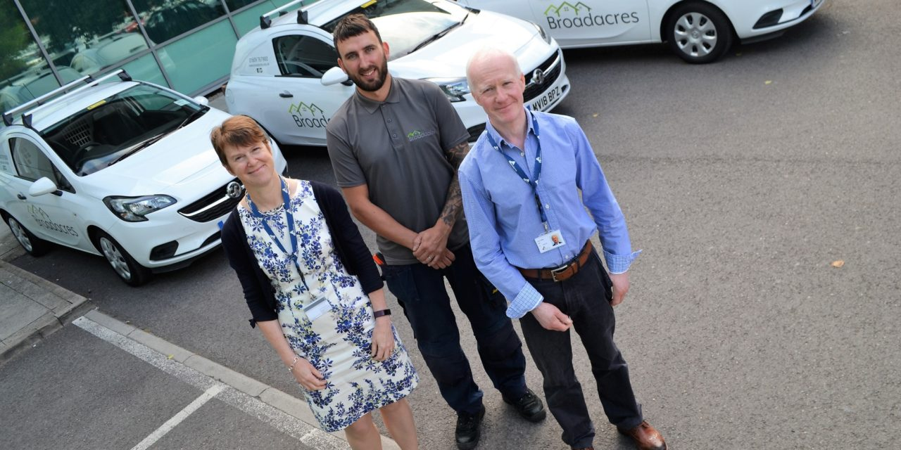 Broadacres make new fleet investment