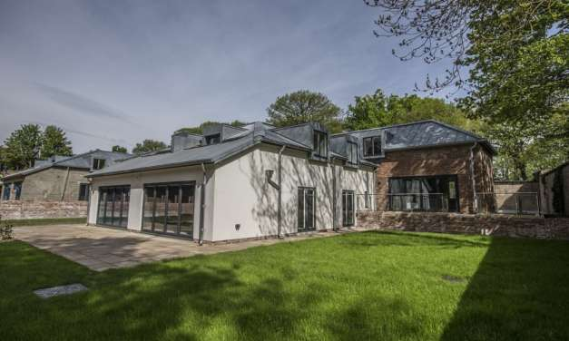 All Saints march in on top property awards
