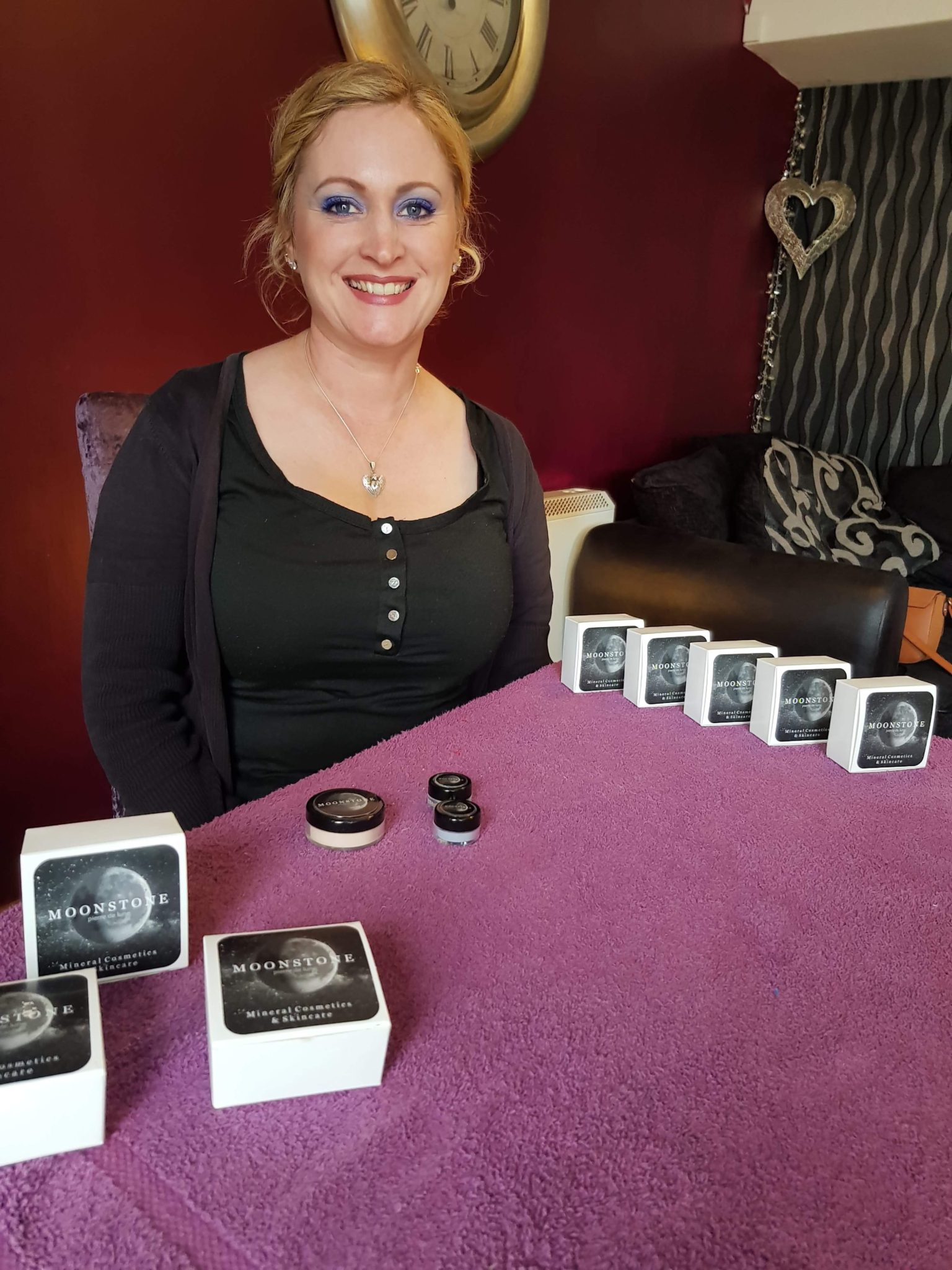 Mineral makeup brand 'Moonstone' set to launch in the North East