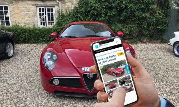 CARVAULT – DIGITALLY SECURING YOUR CAR'S HISTORY AND FUTURE VALUE