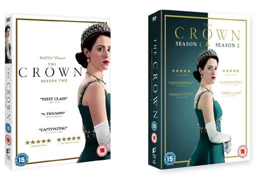 THE CROWN: SEASON 2 | Out on Blu-ray & DVD 22nd October