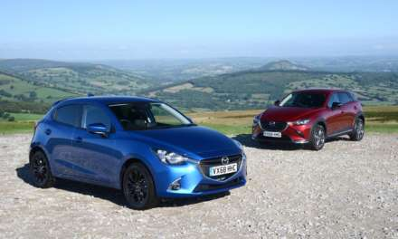MAZDA ADDS SOME AUTUMN COLOUR WITH NEW SPECIAL EDITION MODELS