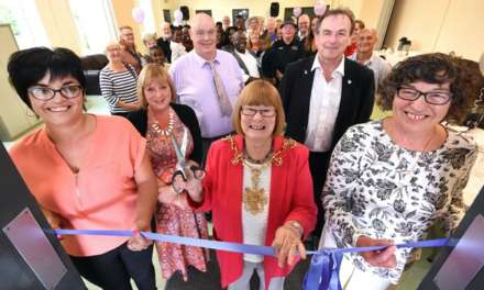 DIY SOS project gives new life to a Stockton community hub
