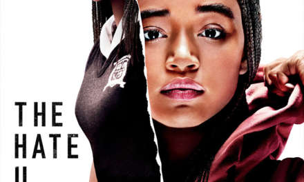THE HATE U GIVE – TWENTIETH CENTURY FOX PRESENTS THE FIRST POSTER