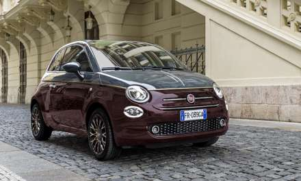 A STYLE FOR ALL SEASONS – THE NEW FIAT 500 COLLEZIONE IS HERE