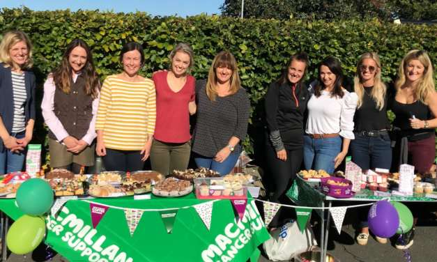 Prep school raises record amount in charity bake sale
