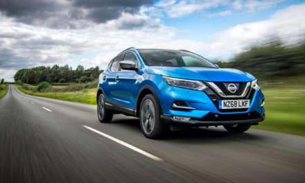 NISSAN LAUNCHES EFFICIENT NEW 1.3-LITRE PETROL ENGINE TO FURTHER ENHANCE QASHQAI APPEAL