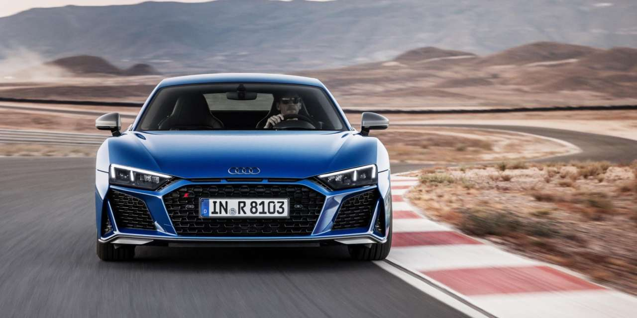 SCALING NEW HEIGHTS OF PERFORMANCE – EXTENSIVE UPDATE FOR THE FASTER, SHARPER NEW AUDI R8