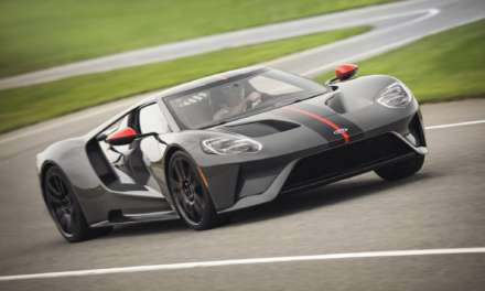 FORD ANNOUNCES NEW TRACK-FOCUSSED GT CARBON SERIES