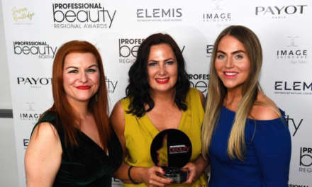 Newcastle Salon named winner at Professional Beauty Regional Awards