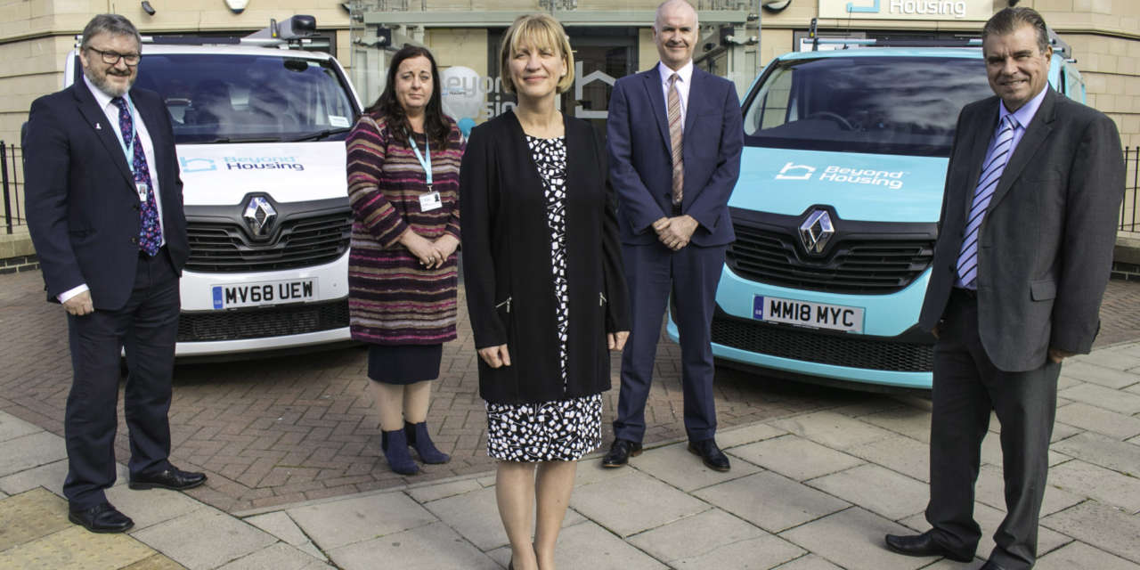 BEYOND HOUSING LAUNCHES WITH NEW CEO APPOINTED