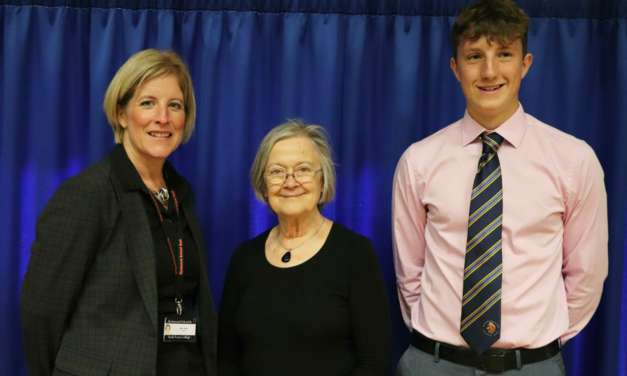 Baroness Hale honours students with a supreme speech