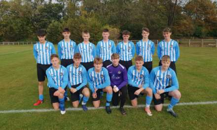Bedlington FC Vipers team up with newly established local business