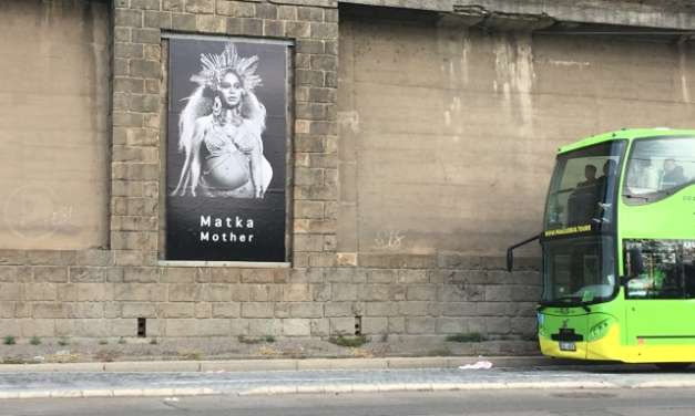 Fine art lecturer questions popular views of the mother in Prague exhibition