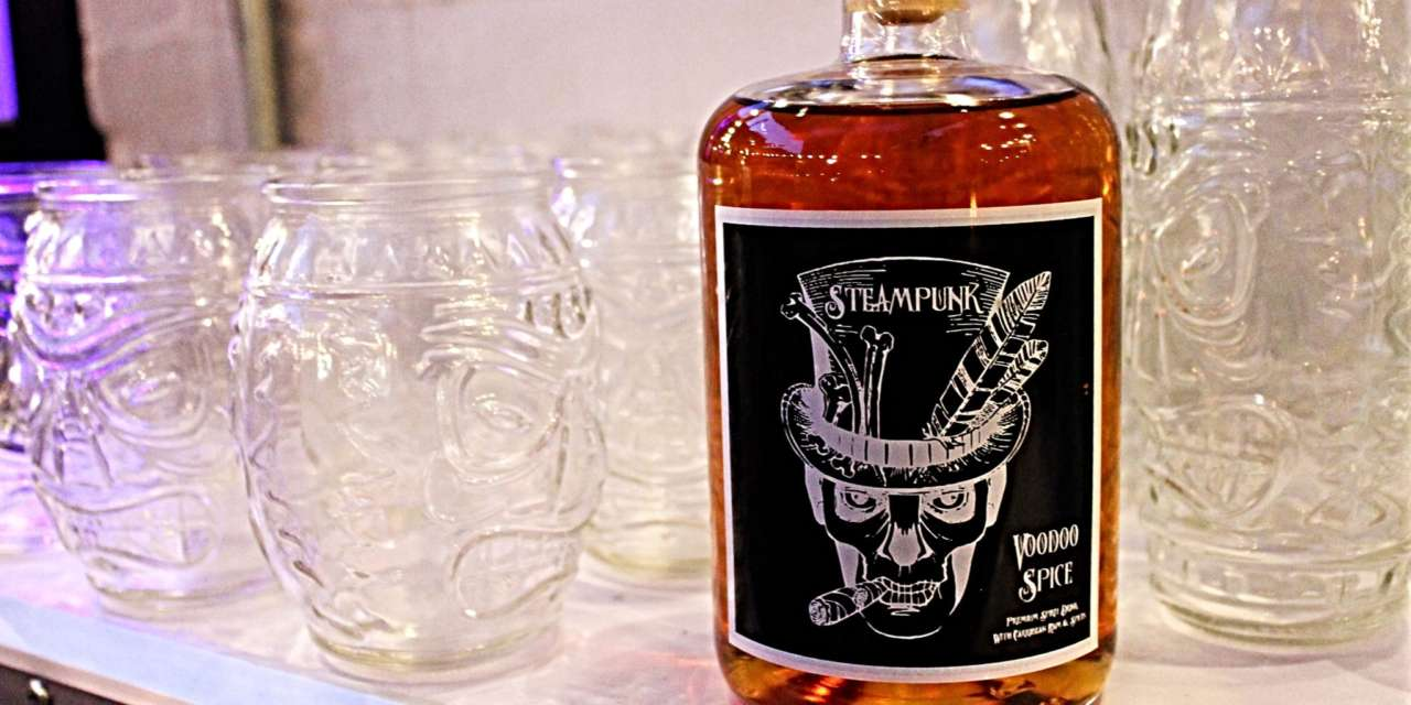 North-East based distillery launches 'Voodoo' Spiced Rum