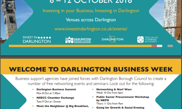 Finance for Growth Workshop in Darlington