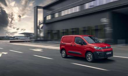 "CITROËN UK OPENS ORDER BOOKS FOR NEW BERLINGO VAN: RECENTLY NAMED ""INTERNATIONAL VAN OF THE YEAR 2019"""